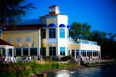 Cedar Lake Lighthouse Restaurant